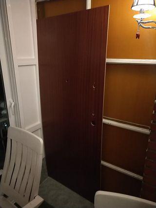 panel interior puerta acorazada sapelly a estrenar