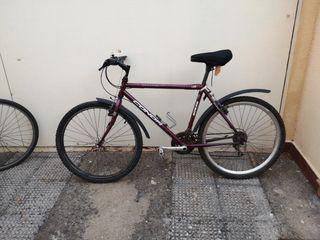 Pack 2 bicicletas + 2 ruedas