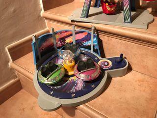 Noria y Parque de atracciones Playmobil