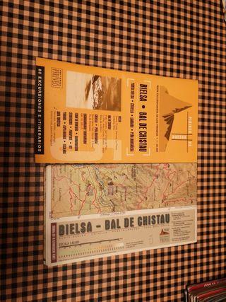 Mapa y guía. Bielsa - Bal de Chistau. Ed. Pirineo
