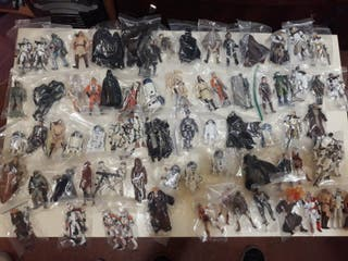 Coleccion Star Wars hasbro kenner