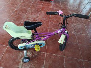 """Bicicleta de niña 14"""""""