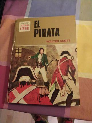 el pirata comic antiguo