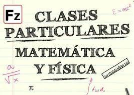 Clases de matematicas y fisica 10€/hora