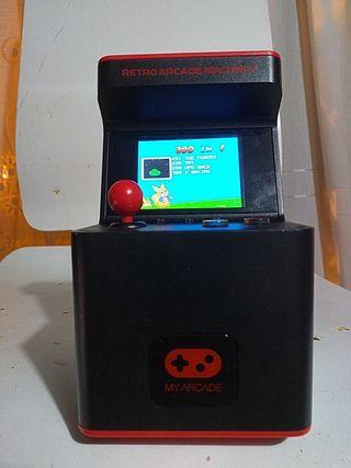 my arcade con 300 juegos