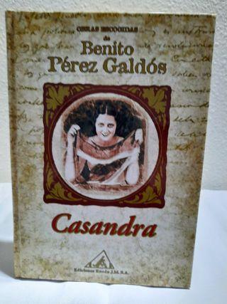 libros obras de Benito Pérez Galdos