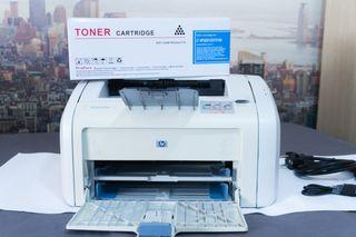 Impresora laser HP Laserjet 1018