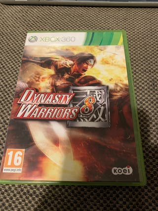Dinasty Warriors 8 para XBOX360