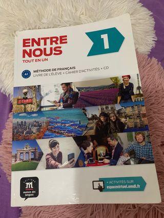 Libro Entre Nous 1
