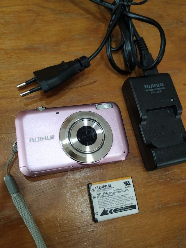 Cámara fotos Fujifilm FinePix JV100