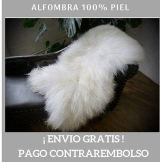 ¡OFERTA! Alfombra Pura Lana Virgen ¡ENVIO GRATIS!