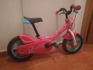 bicicleta evolutiva decathlon