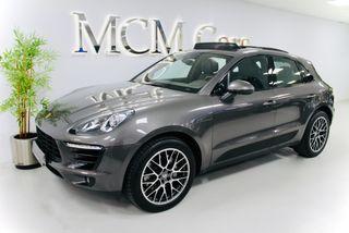 Porsche Macan S Diesel 258cv 2015