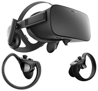 Vendo Oculus rift + Touch Virtual Reality