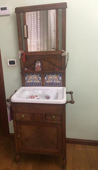 lavabo estilo antiguo