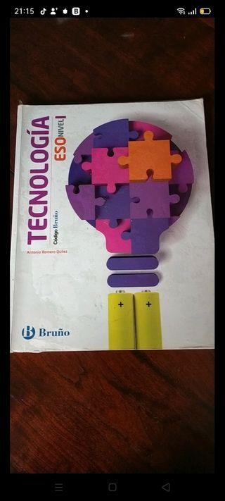 Libro de texto - Tecnología - 2Eso
