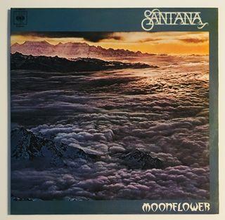 SANTANA : Moonflower 2 Discos Vinilos 2 LP