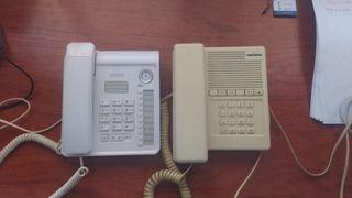 VENDO 2 TELÉFONO DE MESA