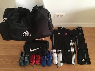 [Pack Fútbol] Equipación Completa Niñ@s