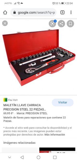 maletin de carraca profesional