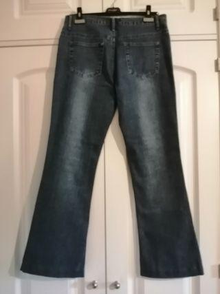 Pantalón vaquero mujer XXXL talla 46