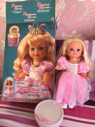 Muñeca princesa novia