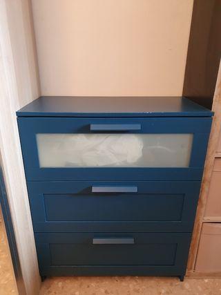cómoda 3 cajones Ikea