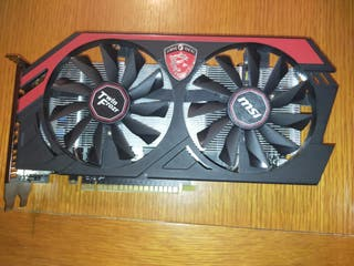 MSI Geforce GTX 750 Ti Gaming 2GB GDDR5