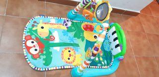 Bebé Vip Manta Gimnasio con Piano (SIN USO)