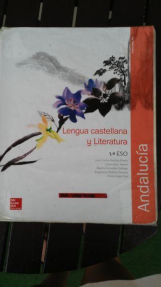 Libros de texto 1º ESO