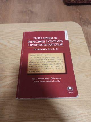 Libro derecho Civil II