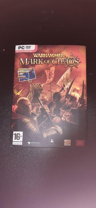 Warhammer mark of chaos pc