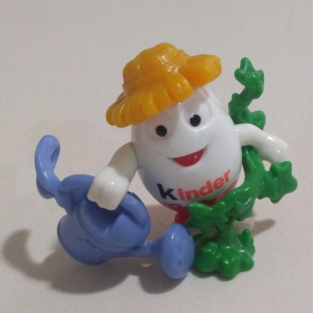 kinderino profesiones mascota kinder jardinero