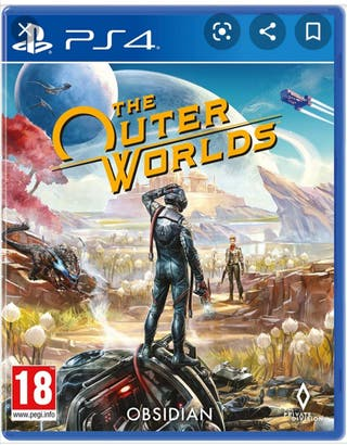 the outer world ps4