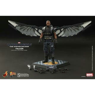 Hot Toys Falcon The winter soldier