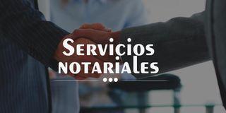 Servicios de Notaría y Asesoría
