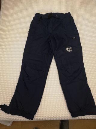 pantalón esquí térmico sergio tacchini
