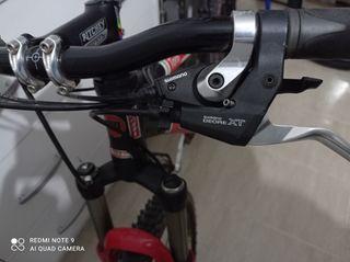 Bicicleta MTB MASSI TORO.