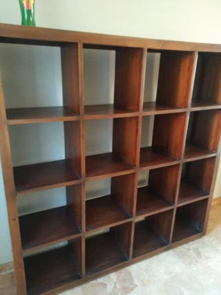 Librería, casillero. Banak Importa