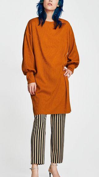 Jersey fino Zara