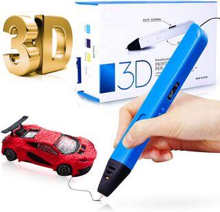 Pluma de impresión 3D. Nuevo