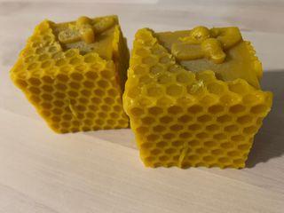 Cera de abeja virgen