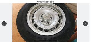 Llantas aluminio Mercedes 190