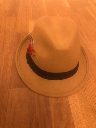 Sombrero Fieltro Beig