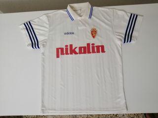 Camiseta 1995 Real Zaragoza