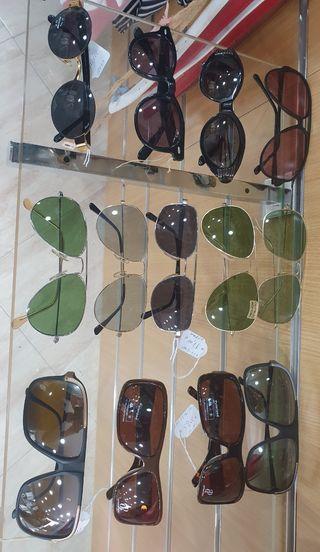 Lote de gafas de sol de alta calidad
