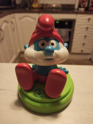 lámpara Papá Pitufo