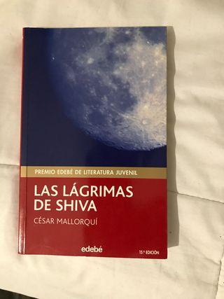 Libro Las lagrimas de Shiva