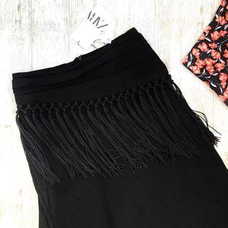 Pantalón Pareo Combinado
