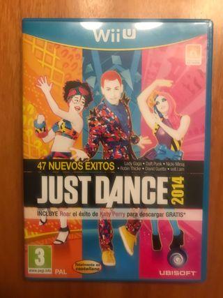 Juego Just Dance 2014 para Nintendo Wii U